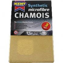KENT Microfibre Drying Cloth Super Synthetic Chamois